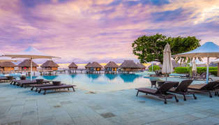 Manava Beach Resort & Spa Moorea, French Polynesia