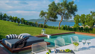 Avaton Luxury Hotel and Villas, Halkidiki, Greece