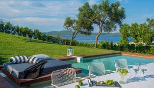 Avaton Luxury Hotel and Villas, Halkidiki, Greece