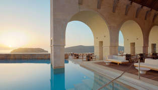 Blue Palace, Elounda, Greece