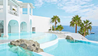 Mykonos Blu, Greece