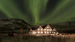 Skalakot Manor, Iceland