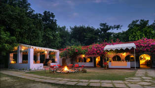 Chambal Safari Lodge, India
