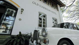 Old Harbour Hotel, Cochin (Kochi), Kerala, India