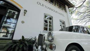 Old Harbour Hotel, Cochin (Kochi), Kerala, India