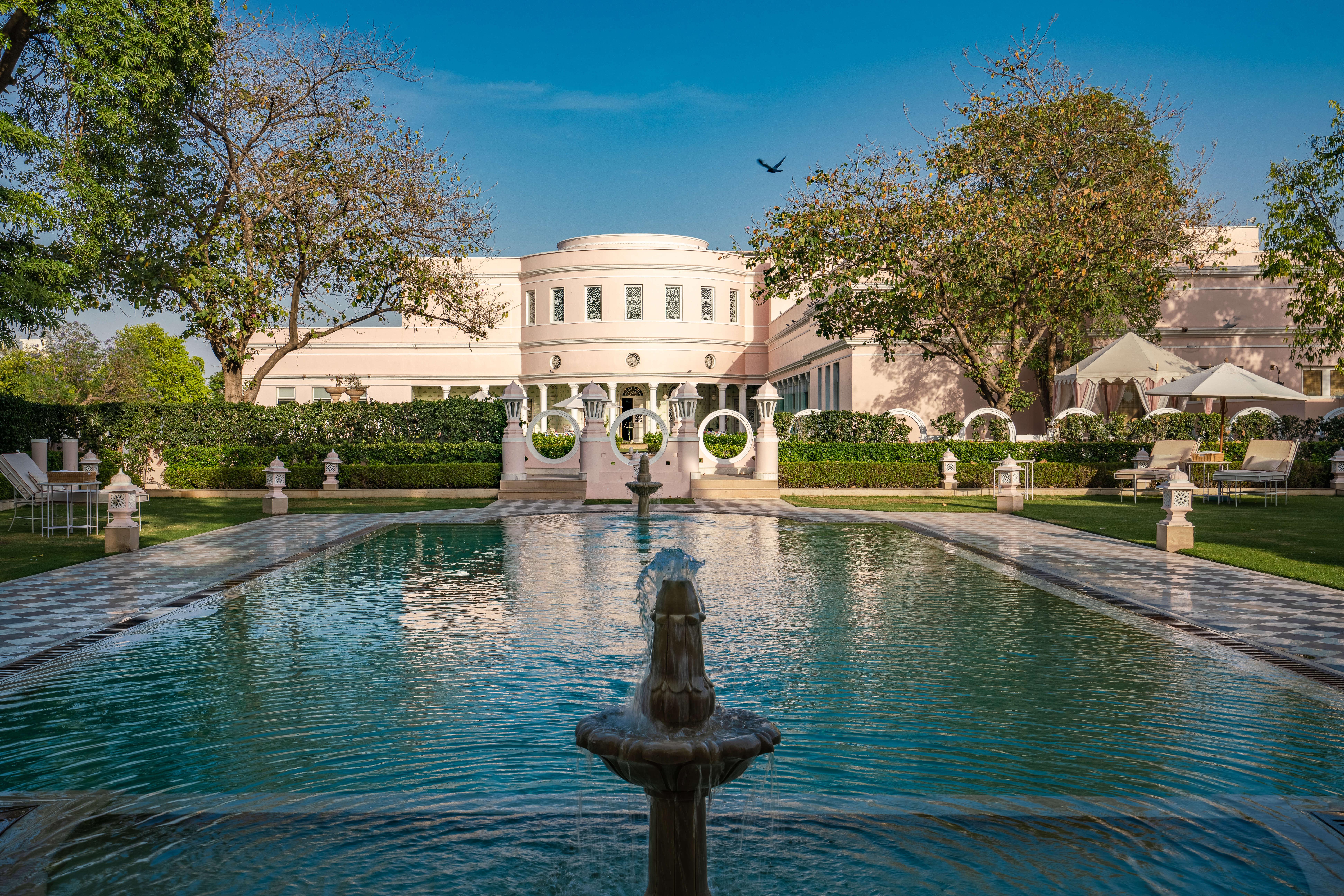 SUJAN Rajmahal Palace, India