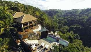Hanging Gardens of Bali, Ubud, Indonesia