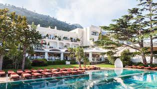 Capri Palace Hotel & Spa, Amalfi Coast, Italy