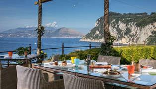 Villa Marina Capri, Italy