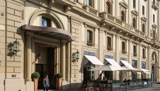 Hotel Savoy, Florence, Italy