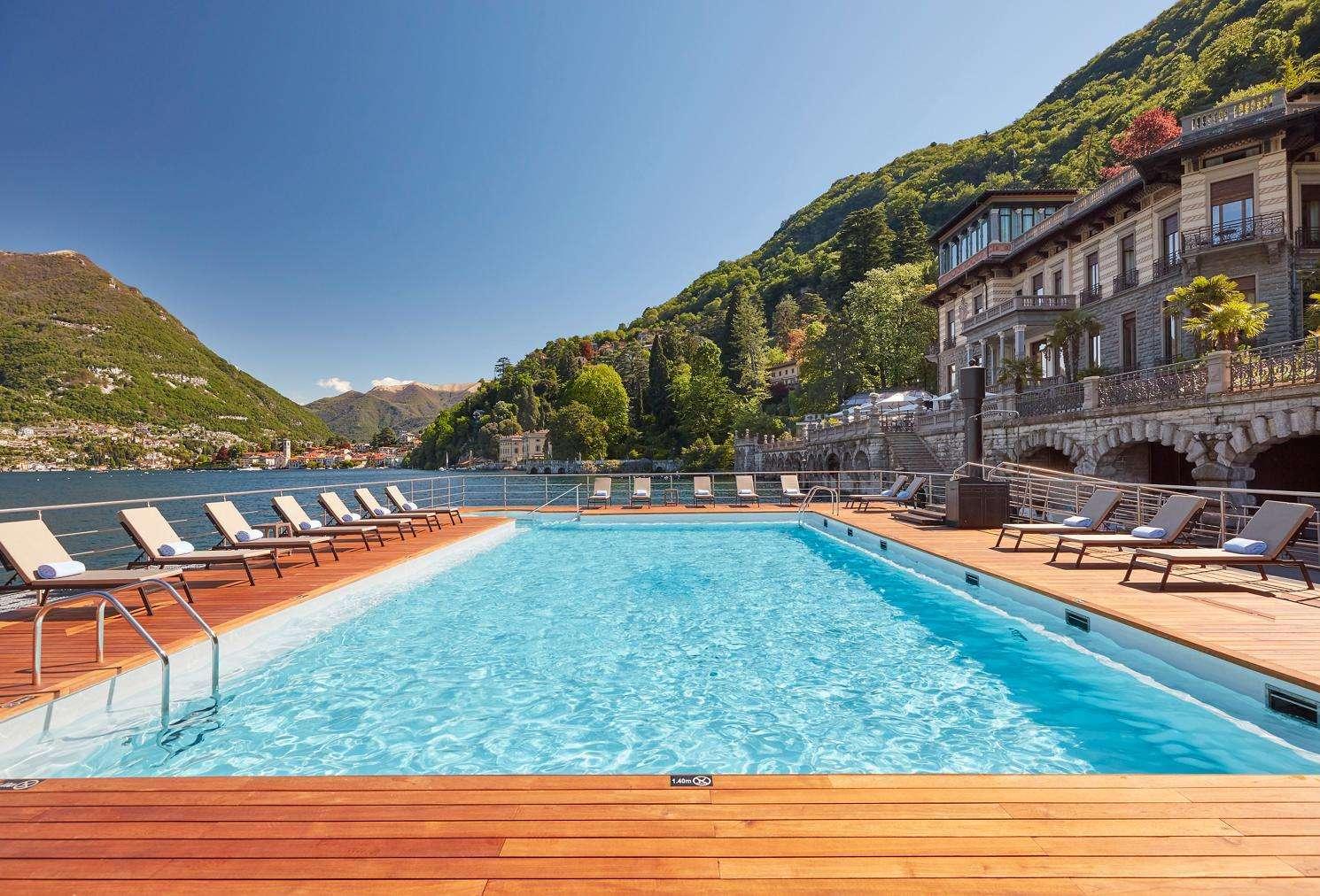 Mandarin Oriental, Lago di Como, Lake Como, Italy