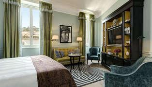 Hotel de la Ville, Rome, Italy
