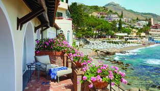 Belmond Villa Sant'Andrea, Sicily, Italy