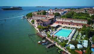 Belmond Hotel Cipriani, Venice, Italy