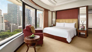 Shangri-La Hotel, Kuala Lumpur, Malaysia