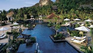Four Seasons Langkawi, Malaysian Islands