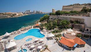 Grand Hotel Excelsior, Valletta, Malta