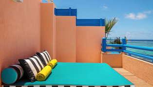 SALT of Palmar, Mauritius, Best on Beach room, balcony