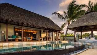 The Four Seasons Resort, Mauritius