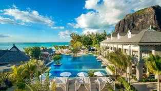 JW Marriott Mauritius Resort, Indian Ocean