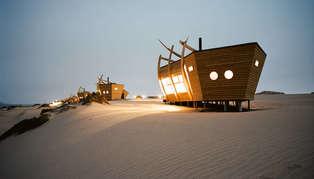 Shipwreck Lodge, Skeleton Coast, Namibia