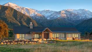 Manakau Lodge, Kaikoura, New Zealand