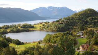 Storfjord Hotel, Alesund, Norway