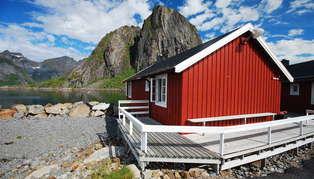 Eliassen Rorbuer, Norway