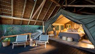 Tanda Tula Safari Camp, Africa