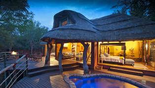 Jaci's Safari Lodge, Madikwe Game Reserve, South Africa