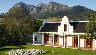 Babylonstoren, Winelands, South Africa