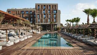 OKU Ibiza pool exterior
