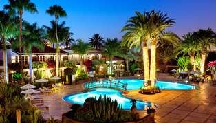 Spain, Canary Islands, Grand Hotel Residencia