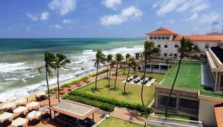 Galle Face Hotel, Colombo, Sri Lanka