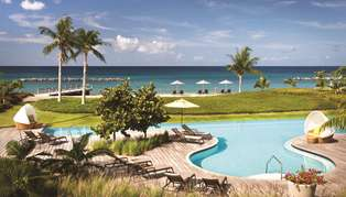 Four Seasons Resort Nevis, Caribbean