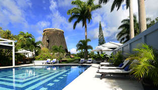 Montpelier Plantation & Beach, St Kitts and Nevis, Caribbean