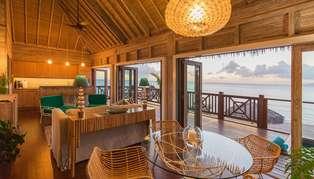 Paradise Beach Nevis, Caribbean