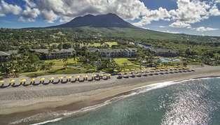 Four Seasons Resort Nevis, Caribbean