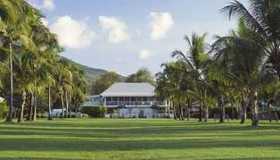 Nisbet Plantation Beach Club, Nevis, Caribbean