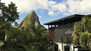 Hotel Boucan, St Lucia