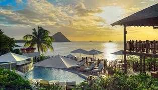 Cap Maison, St Lucia, Caribbean