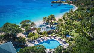 Bequia Beach Hotel, Bequia, St Vincent & Grenadines