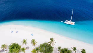 Palm Island Resort and Spa, St Vincent and Grenadines, Caribbean
