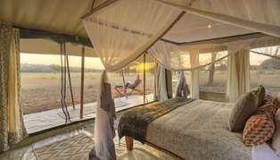 Ubuntu Migration Camp, Serengeti, Tanzania, Africa