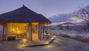 Oliver's Camp, Tarangire National Park, Tanzania, Africa