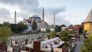 Four Seasons Hotel Istanbul at Sultanahmet, Turkey