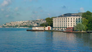 Shangri-La Bosphorus,  Istanbul, Turkey