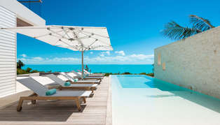 Wymara Resort and Villas, Turks and Caicos, Caribbean