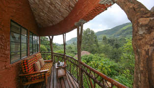 Mahogany Springs Safari Lodge, Bwindi, Uganda
