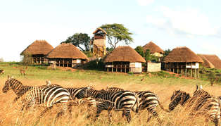 Apoka Safari Lodge, Uganda, Africa